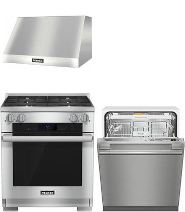 Miele 736738 M-Touch Kitchen Appliance Packages