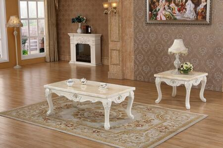 Meridian 238CE Venice Living Room Table Sets