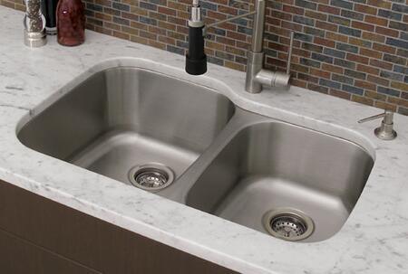 Aline CV23221RRE Kitchen Sink