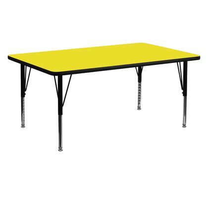 Flash Furniture XUA2460RECYELHPGG