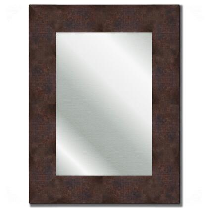 Hitchcock Butterfield 68580X Reflections Sand Storm Copper Wall Mirror