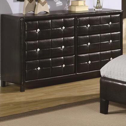Coaster 202073 Micah Series Wood Dresser
