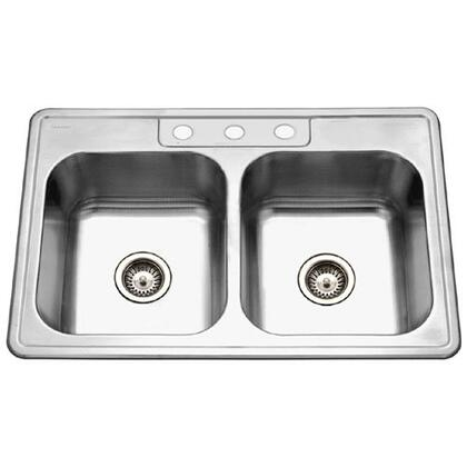 Houzer 33228BS41 Kitchen Sink