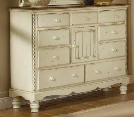 Hillsdale Furniture 1172787 Wilshire Series Wood Chest
