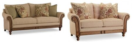 Hooker Furniture 112552013KIT1 Windward Living Room Sets