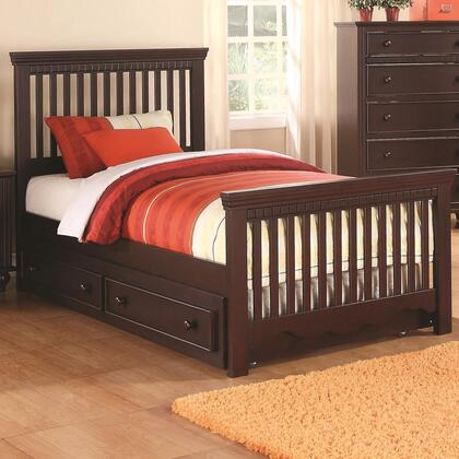 Coaster 400601F Oliver Series  Full Size Storage Bed