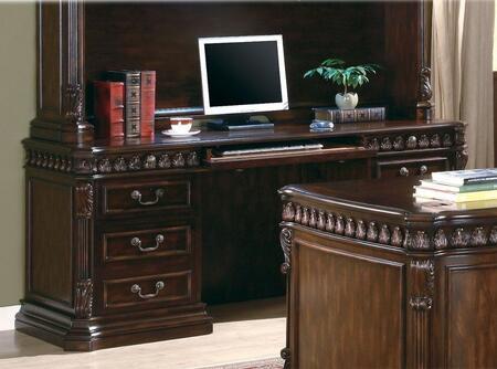Coaster 800801B Traditional Standard Office Desk
