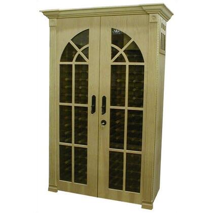 Vinotemp VINO-700MONACOM Monaco Modern Oak Wine Cooler Cabinet,