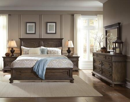 Samuel Lawrence S0242505100SET Hamilton Queen Bedroom Sets