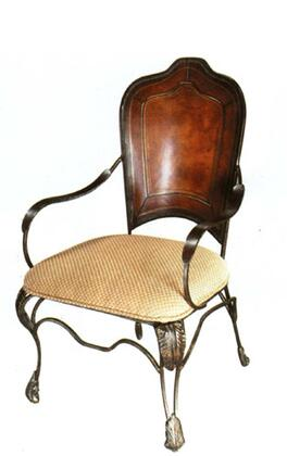 Ambella 00412620001 Not Upholstered with Metal Frame