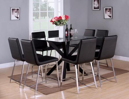 Acme Furniture 71000T8C Bar Table Sets