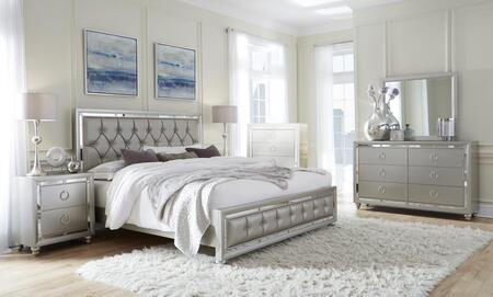 Global Furniture USA RILEYQBSET Riley Queen Bedroom Sets ...