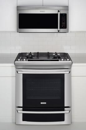Electrolux Ei30gs55js 30 Inch Iq Touch Series Slide In Gas