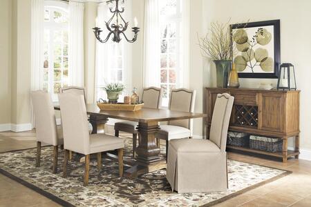Coaster 103711SETB Parkins Dining Room Sets