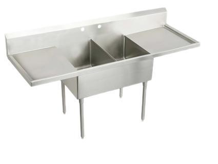 Elkay SS8260LR2 Kitchen Sink