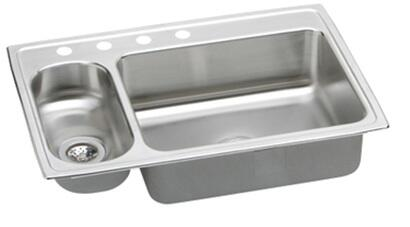 Elkay LMRQ33222 Kitchen Sink