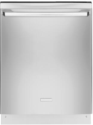 """Electrolux EWDW6505GS 24"""" Wave-Touch Series Built-In Fully Integrated Dishwasher"""