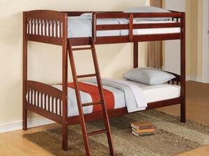 Acme Furniture 00512W Susana Series  BunkBed Bed