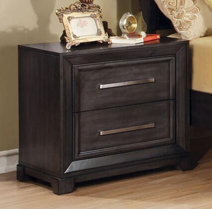 Furniture of America CM7780N Bradley Series  Night Stand