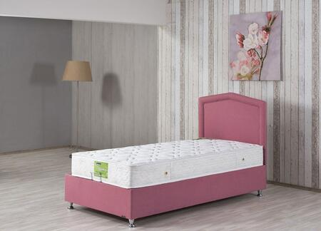 01 casamode bed Casa Rest  twin creamleatherette 02 02