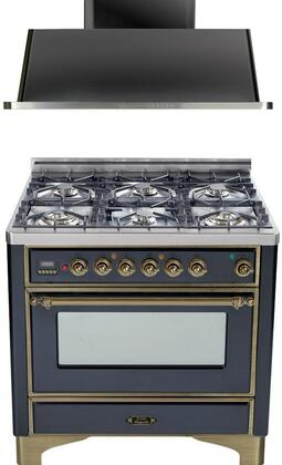 Ilve 720102 Majestic Kitchen Appliance Packages