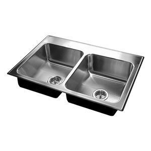 Just D1933AGR Kitchen Sink