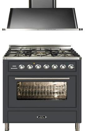Ilve 721318 Kitchen Appliance Packages