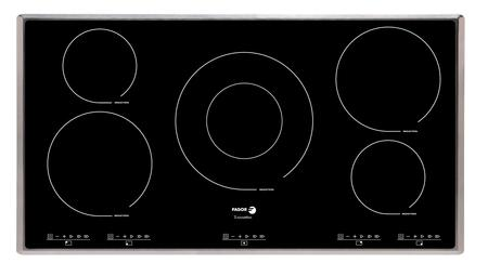 "Fagor IFA90AL 36"" Electric Cooktop"