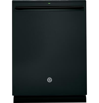 GE GDT695S Energy Star Rated Built-in Dishwasher with Fully Integrated Control, Additional Third Rack, 16-Place Settings, 4 Wash Cycles, 10 Options, Bottle Jets, Hard Food Disposer with Removable Filter and Steam PreWash in