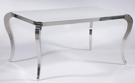 Chintaly TERESADTRCT Teresa Dining Room Tables