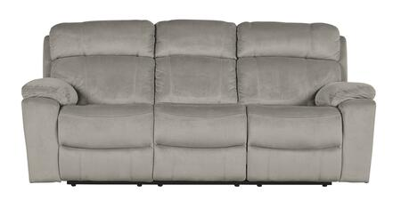 Signature Design by Ashley 6480415 Uhland Series  Fabric Sofa