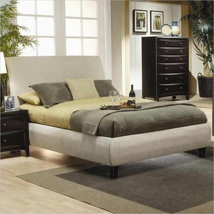 Coaster 300369Q Phoenix Series  Upholstered Bed