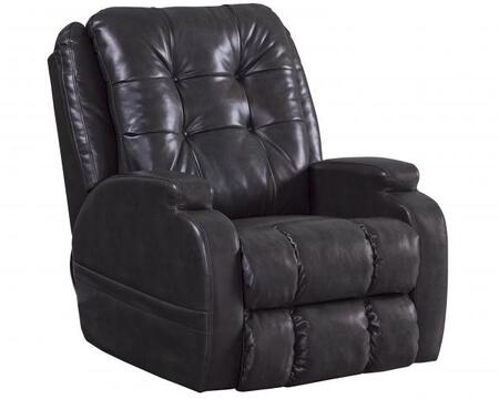 Catnapper 4855126308 Jenson Series Faux Leather Metal Frame  Recliners