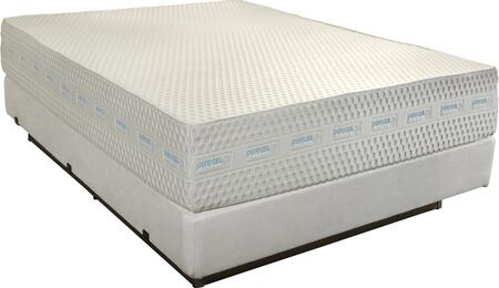 Enso BLUEQDQMATSET2 Bluemist Queen Mattress Sets