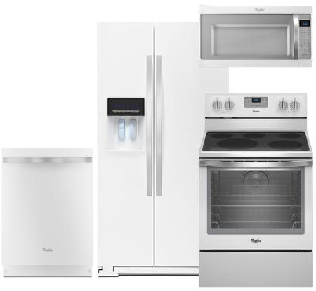 Whirlpool 523741 Kitchen Appliance Packages