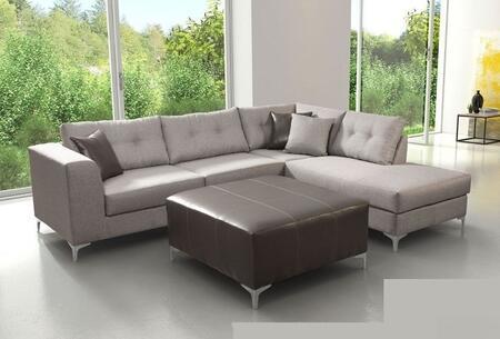 Zuo 100176KIT1 Memphis Living Room Sets