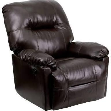 Flash Furniture AM-C9350-XX-GG Contemporary Bentley Chaise Rocker Recliner
