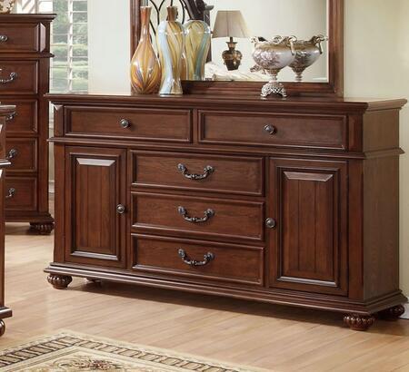 Furniture of America CM7811D Landaluce Series  Dresser