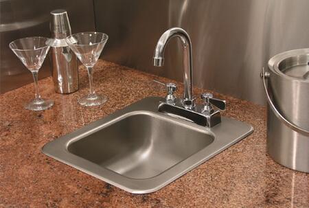 Aline SS117155RE Bar Sink