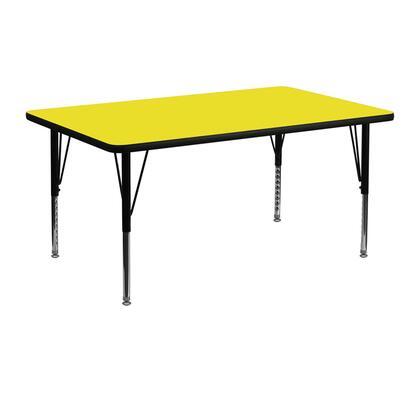 Flash Furniture XUA2448RECYELHPGG