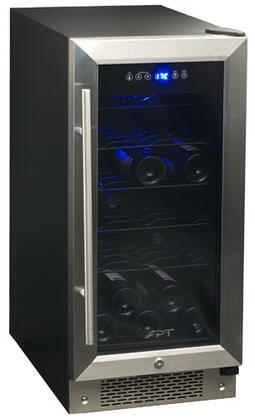 "Sunpentown WC30U 15"" Built-In Wine Cooler |Appliances Connection"