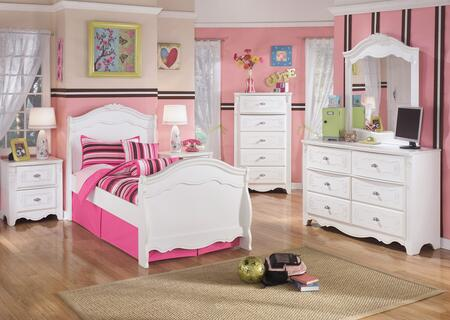 Milo Italia BR274TSLBDMN Woodard Twin Bedroom Sets