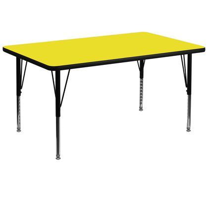 Flash Furniture XUA3672RECYELHPGG