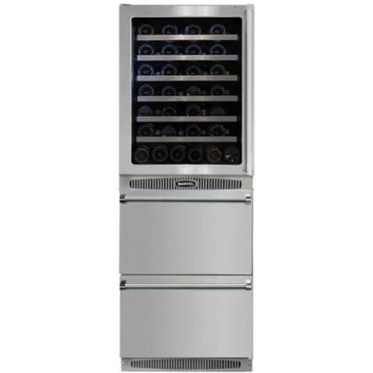Marvel MPRO66WDMBSGLR  Wine Cooler