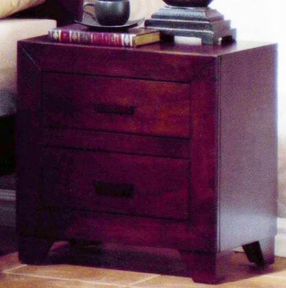Yuan Tai AV5403N Avery Series Rectangular Wood Night Stand