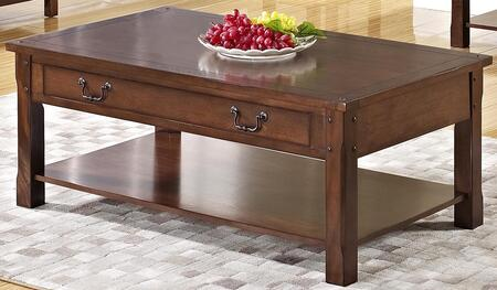 New Classic Home Furnishings Corsica Chestnut