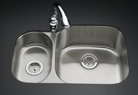 Kohler K3355L Kitchen Sink