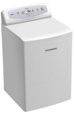 Haier GDG750AW  Dryer, in White
