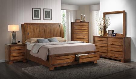 Sunset Trading SSBJ600KBEDSET Sonoma King Bedroom Sets