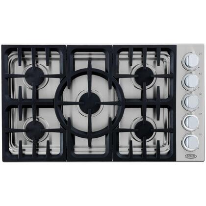DCS CDU365N  Gas Sealed Burner Style Cooktop |Appliances Connection